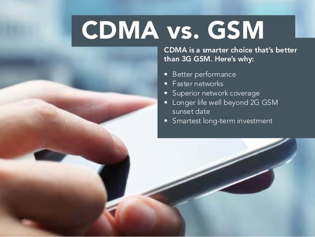Connect to the Power of CDMA with GoldStar GPS