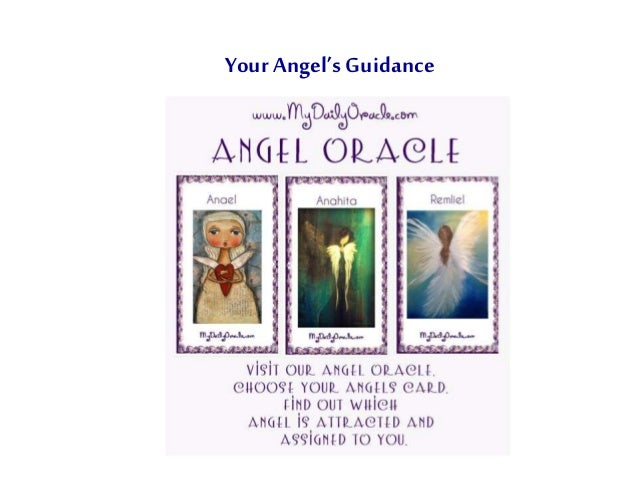 Your Angel's Guidance