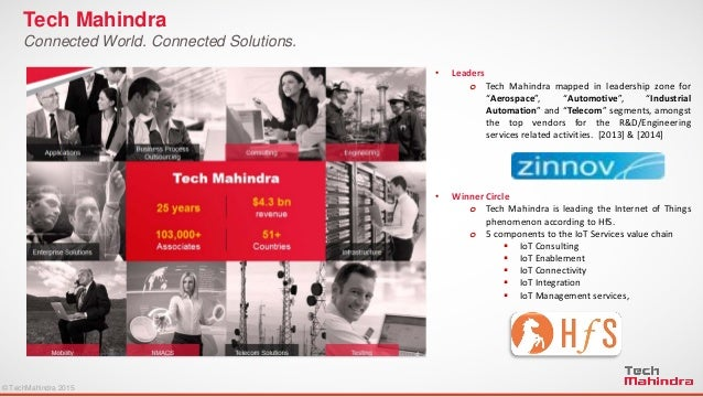 Tech Mahindra Connected Engineering