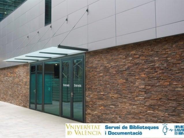Dirección Av. Blasco Ibáñez, 15 46010 Valencia Teléfonos: 963983279 / 963864103 Fax: 963864174 E-mail: infosalud@uv.es
