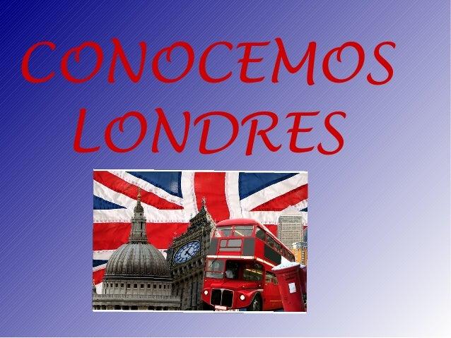 CONOCEMOS LONDRES