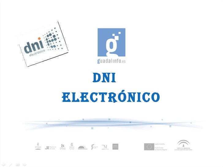 DNI  electrónico