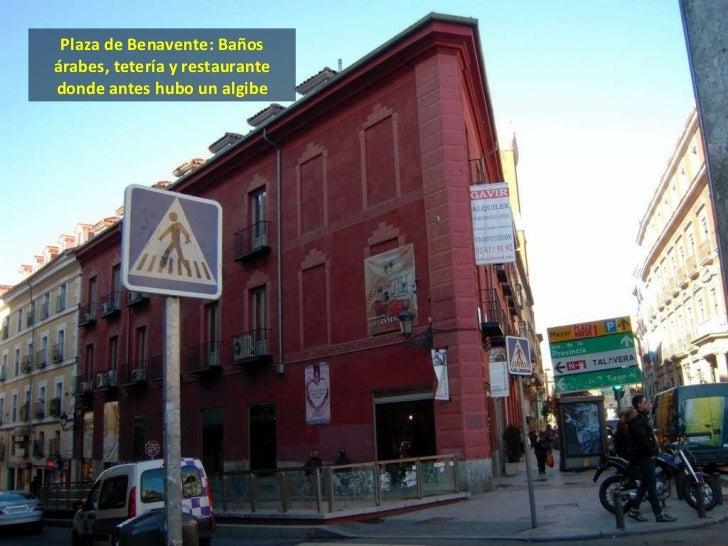 Conocer madrid 12 plaza mayor y alrededores - Banos arabes atocha ...