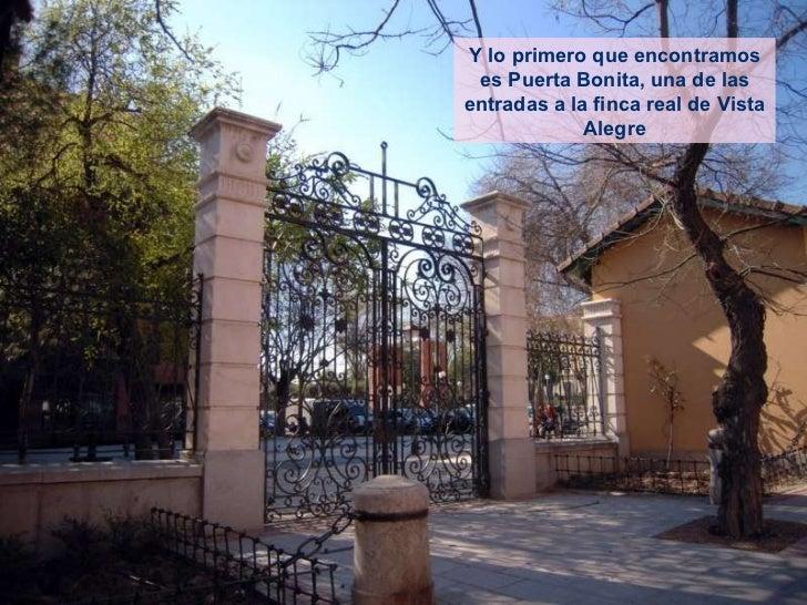 Conocer madrid 15 carabanchel bajo - Puerta bonita espana ...
