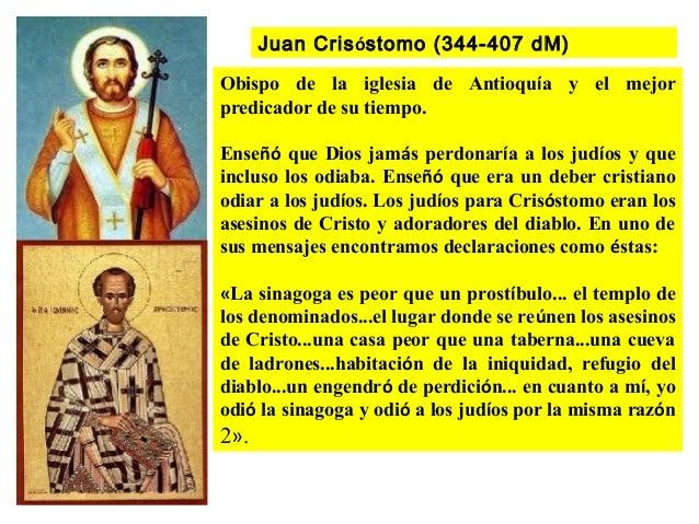 Raices hebreas del cristianismo