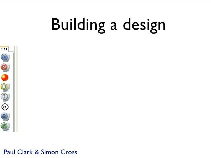 Building a design                                                              Student                                    ...