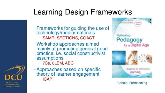Reflections − Digital learning ecology is complex − More research needed to understand the complexity − Influence of affor...