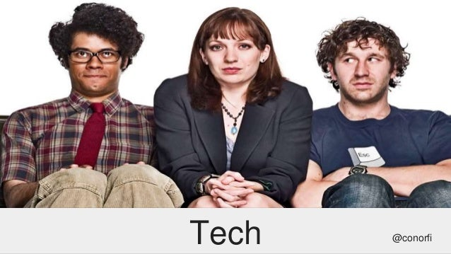 Tech @conorfi
