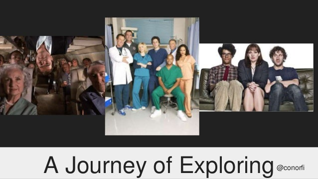 A Journey of Exploring@conorfi