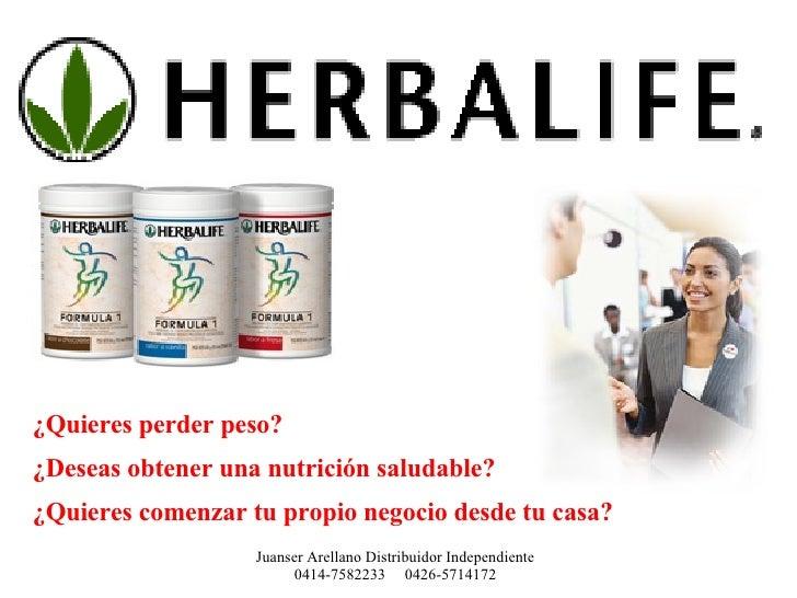 ¿Quieres perder peso? ¿Deseas obtener una nutrición saludable? ¿Quieres comenzar tu propio negocio desde tu casa?  Juanser...