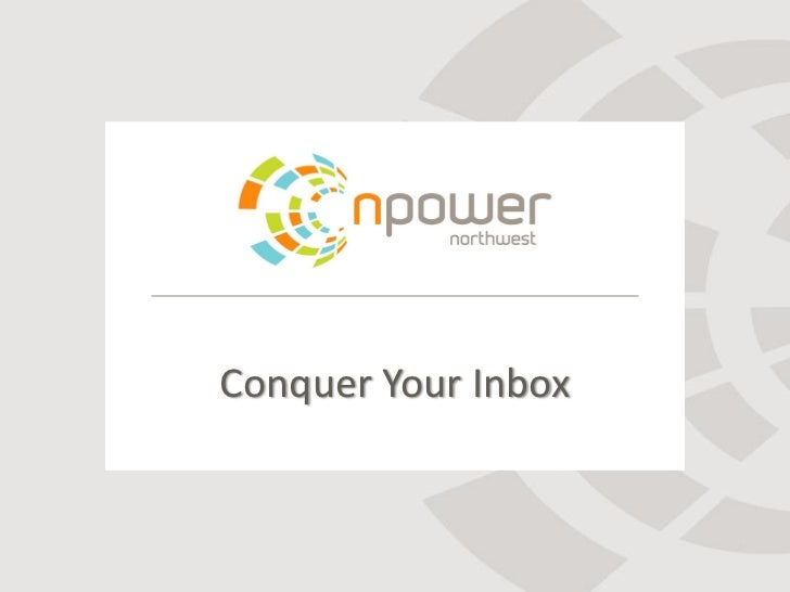 Conquer Your Inbox
