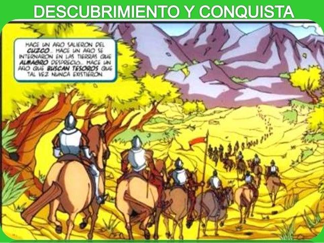 1 nov. 1520 : Expedición de Magallanes 1536 : Expedición de Diego de Almagro (audaz, valiente, analfabeto) Antecedentes: ...