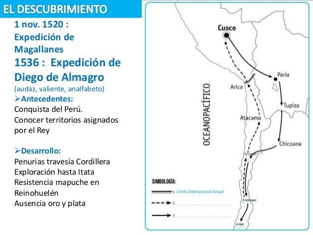 Fundación de: Ciudades La Serena 1544, Concepción 1550, Imperial 1551 Valdivia 1551, Villarrica 1552 y Angol 1553 Fuertes ...