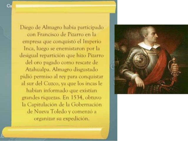 Características 1. Cabildo nombra a Valdivia Gobernador y Capitán General 2. Fundación de ciudades 3. Levantamiento de ind...