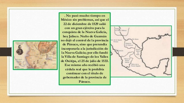 Conquista espa ola en territorio potosino for Villas que fundo nuno beltran de guzman en el occidente de mexico