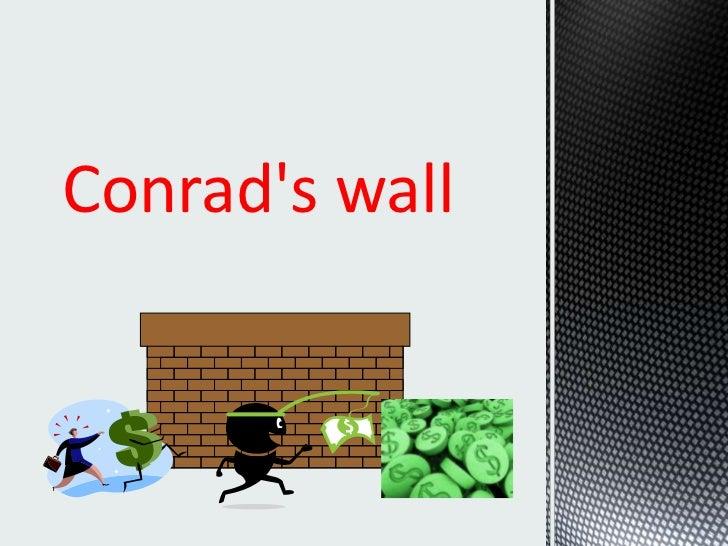 Conrads wall