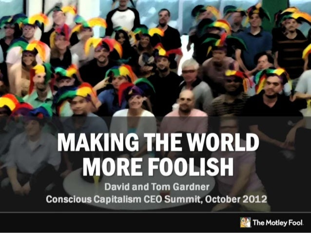 Conscious capitalism CEO Summit