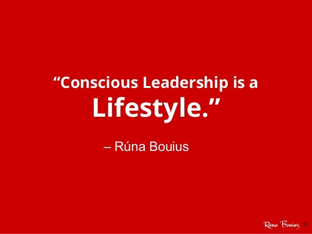 conscious leadership  how to become an inspirational