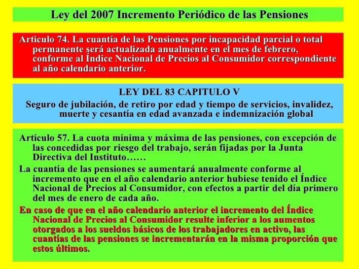 Consecuencias les del issste agosto - Se cobra la pension el mes de fallecimiento ...