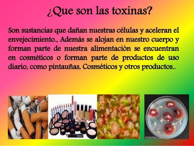Resultado de imagen de toxinas en los alimentos
