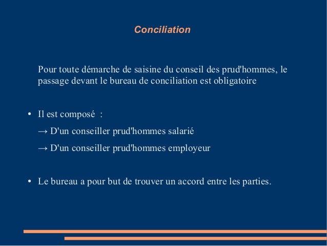Conseil des prud 39 hommes - Bureau de jugement du conseil de prud hommes ...
