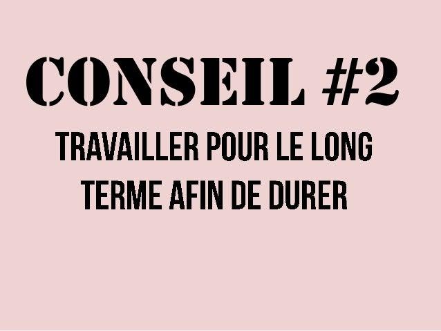 CONSEIL #5