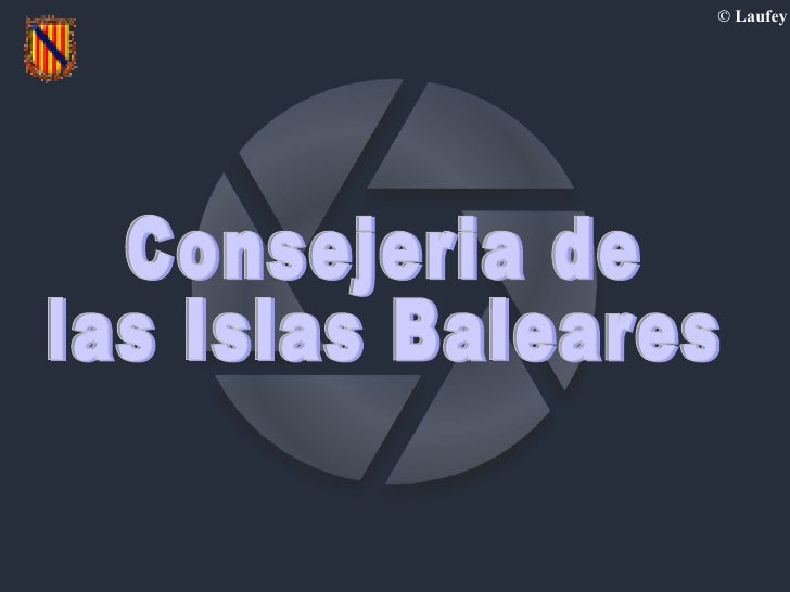 <ul>Consejeria de las Islas Baleares </ul>