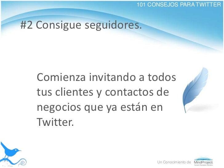 Consejos Slide 3