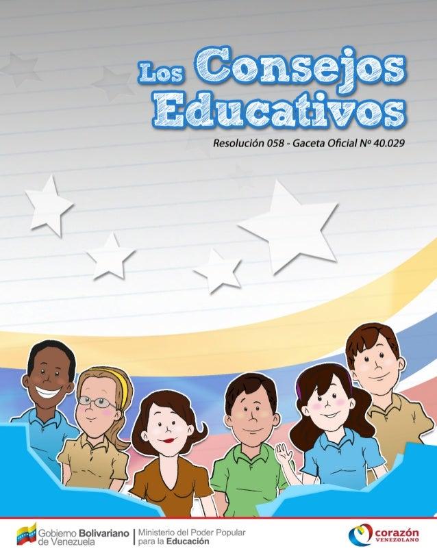 República Bolivariana de VenezuelaMinisterio del Poder Popular para la EducaciónDespacho de la Ministra