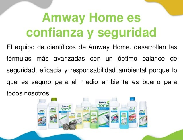 Consejos faciles para manchas dificiles amway home for Sustainable home products