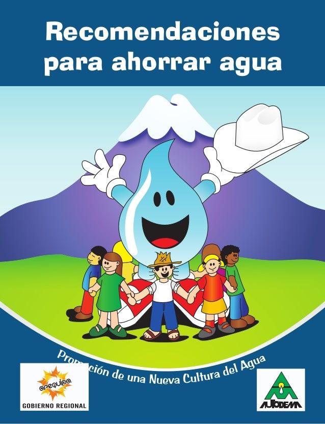 Consejos para ahorar agua for Cosas para ahorrar agua