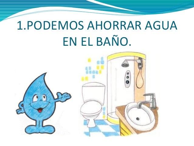 Consejos para ahorrar agua en nuestras casas ant n for Cosas para ahorrar agua