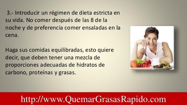 Dieta hipocalorica para perder peso rapido image 2