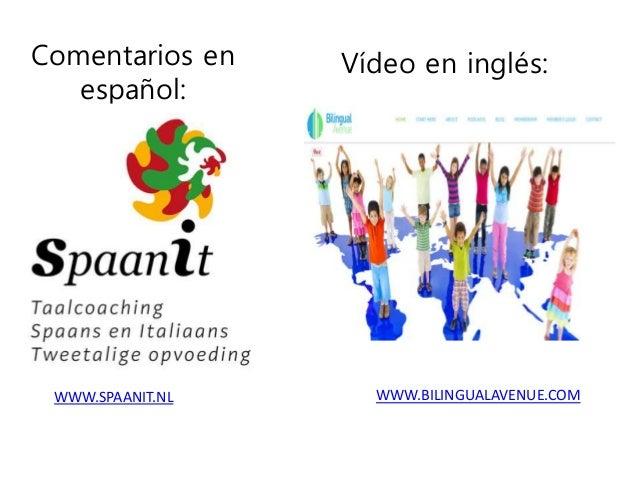 30 días de bilingüismo: Episodio 1