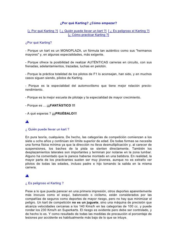 Consejos tecnicos 942