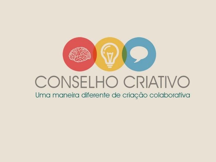 Conselho criativo