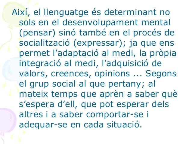 Consells per l'estimulació del llenguatge oral Slide 3