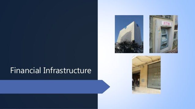 Financial Infrastructure