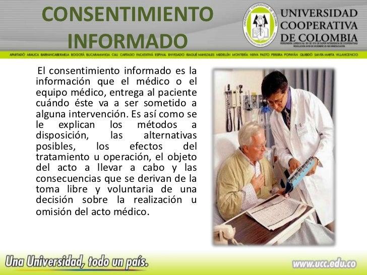 Consentimiento informado Slide 2
