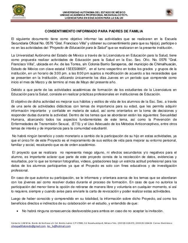 UNIVERSIDAD AUTÓNOMA DEL ESTADO DE MÉXICO UNIDAD ACADÉMICA PROFESIONAL NEZAHUALCÓYOTL LICENCIATURA EN EDUCACIÓN PARA LA SA...