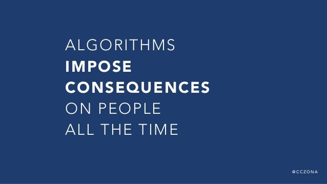 @ C C Z O N A ALGORITHMS 