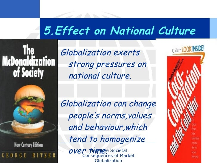 consequences of globalization in economics Globalization ii - good or bad: crash course world history #42  in which john asks whether globalization is a net positive for humanity while the new global economy has created a lot of.