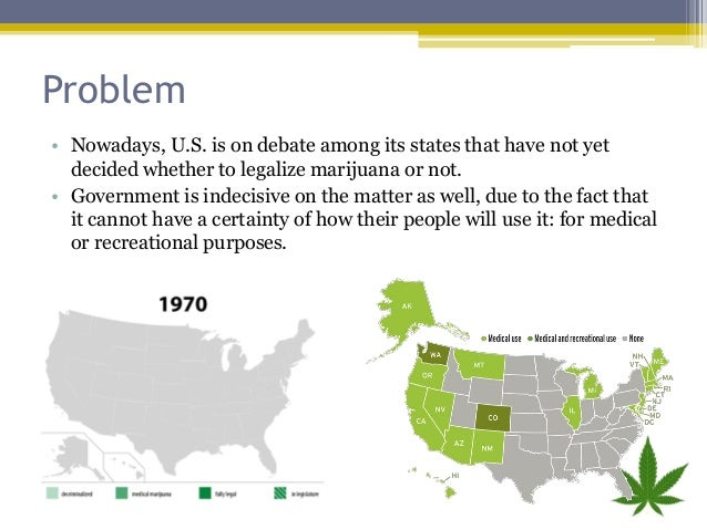 Public Support For Legalizing Medical Marijuana
