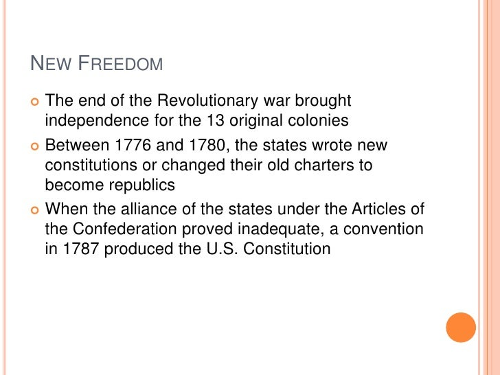 consequences of the american revolution essay This comparison essay on the french and american revolutions seeks to explore the parallels as well as the divisions that are present in both the american revolution and the french revolution the political climate in france during its revolution was quite different than that in america simply because.