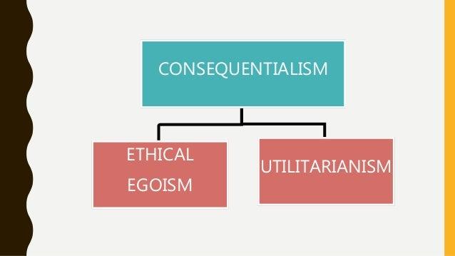 Ethical egoism essay