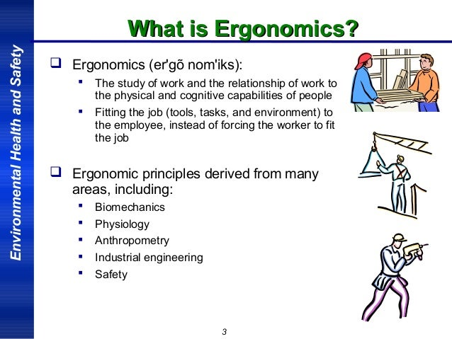 case study osha ergonomics Case study (workplace environment and ergonomics) [clo2] labels: osha 2 comments: case study (workplace.