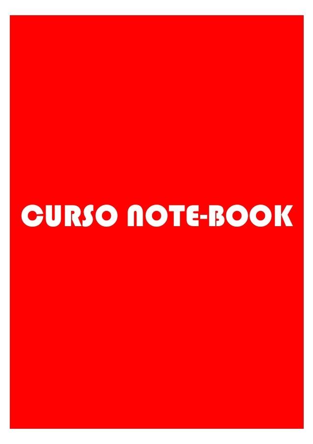CURSO NOTE-BOOK