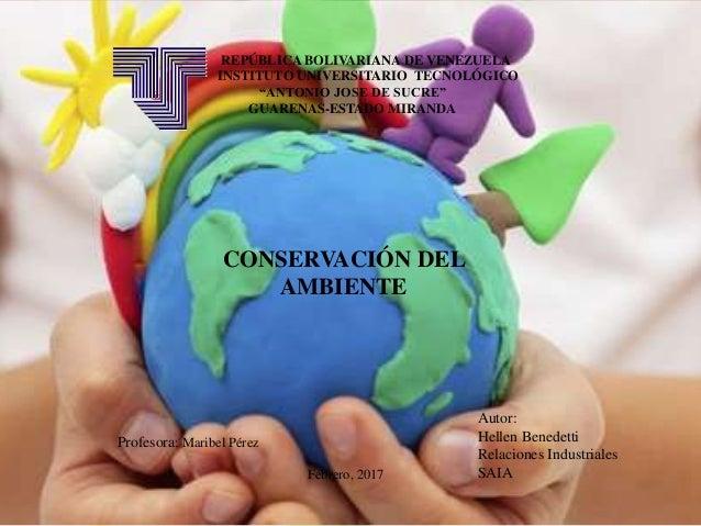 """REPÚBLICA BOLIVARIANA DE VENEZUELA INSTITUTO UNIVERSITARIO TECNOLÓGICO """"ANTONIO JOSE DE SUCRE"""" GUARENAS-ESTADO MIRANDA CON..."""