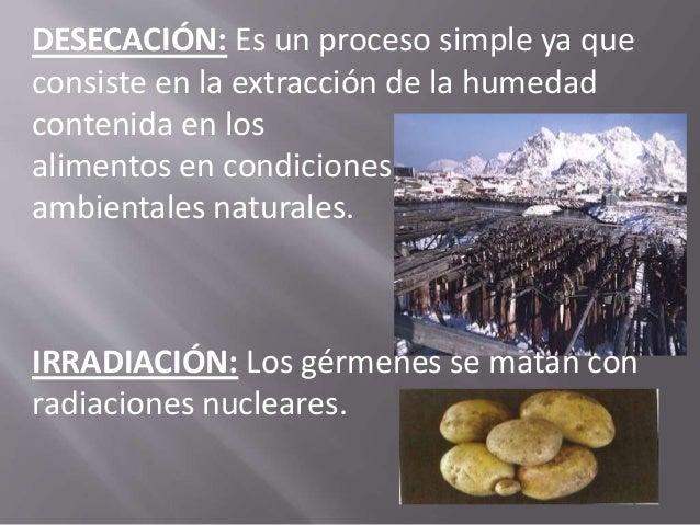 ENVASADO AL VACÍO: Es un método de conservación que consiste en la extracción del aire o del oxigeno que rodea al alimento...