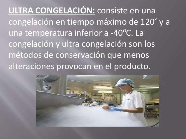 Conservación de los alimentos por calor: ESCALDADO: Paso previo para congelar algunos vegetales y mejorar su conservación....